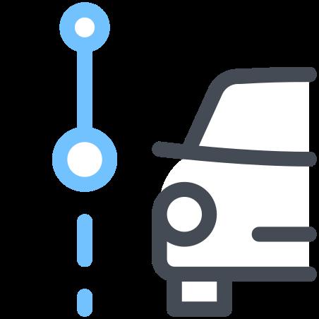 Car Next Stop icon