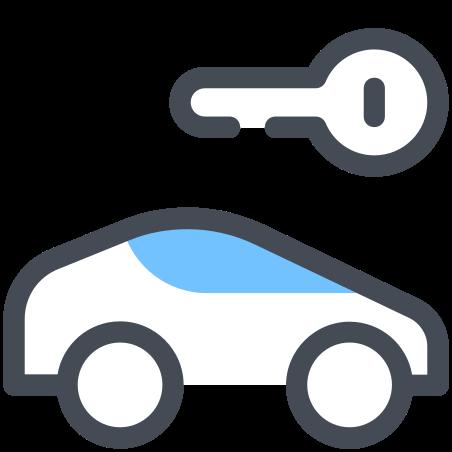 Car Rental icon