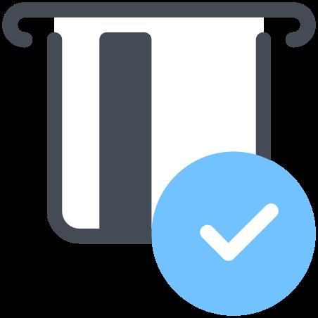 Checked Card icon