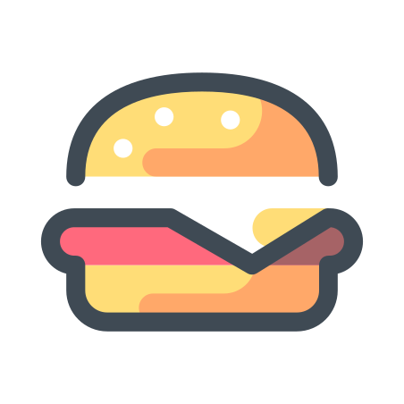 치즈 버거 icon