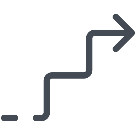 Climb Arrow icon