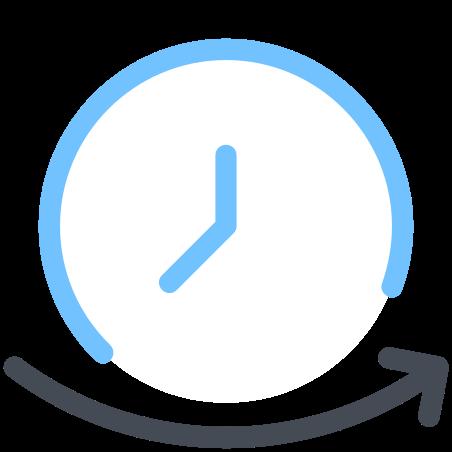 Clock Arrow icon