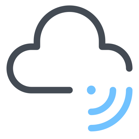 Cloud Broadcasting icon