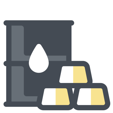 Commodity icon in Pastel