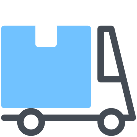 Courier Lorry icon