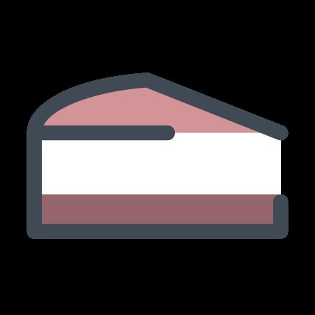 クリームココナッツケーキ icon