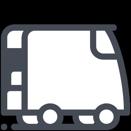 배달 트럭 icon