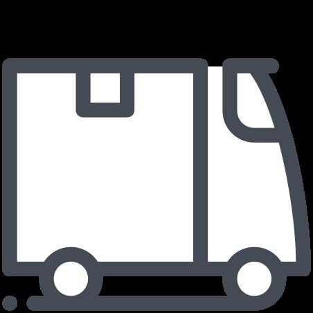 Delivery Minibus icon