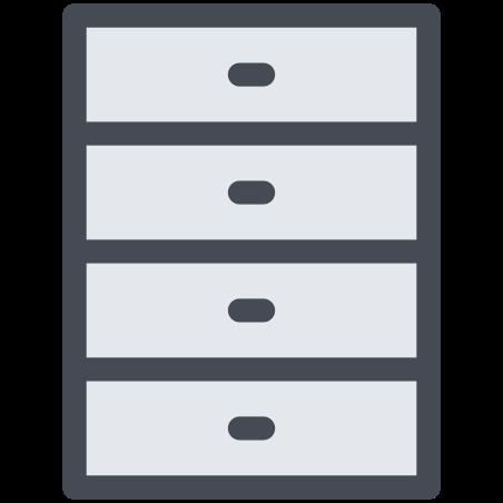 Drawer Dresser icon