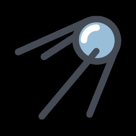Erde Sputnik icon