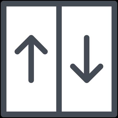 Elevator Doors icon