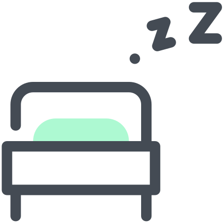 빈 침대 icon