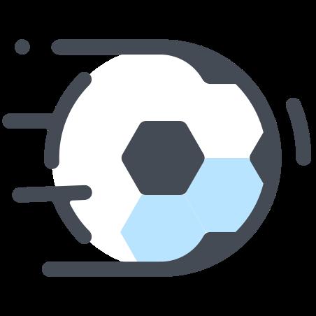サッカーキック icon
