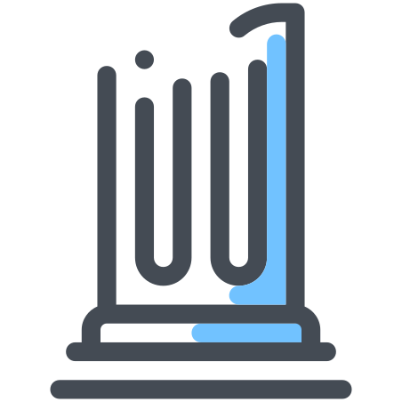 Greek Pillar Base icon