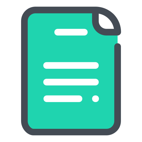 Green File icon