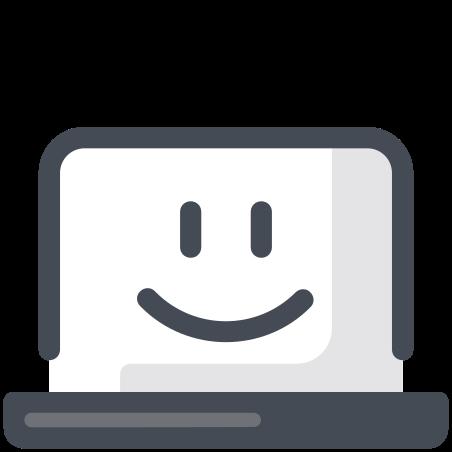 Happy Study icon in Pastel
