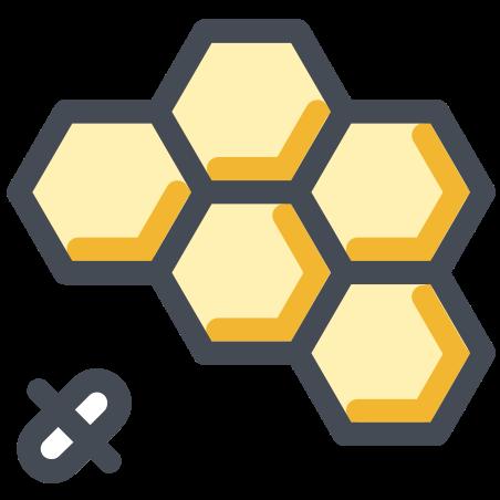 Honeycombs icon