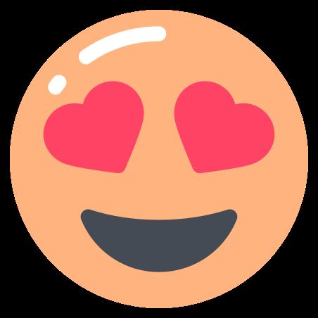 In Love icon in Pastel