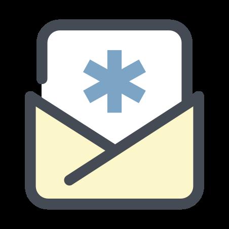 Lettera dall'ospedale icon