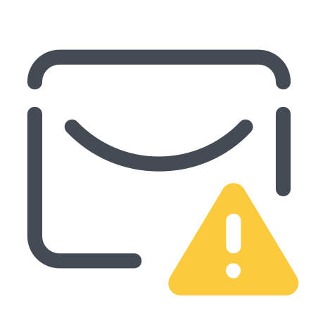 Mail Error icon