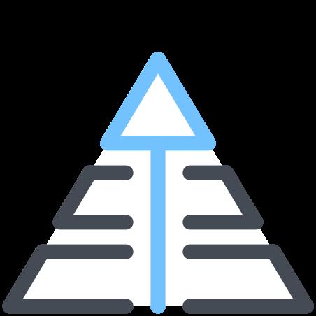 매슬로 피라미드 icon