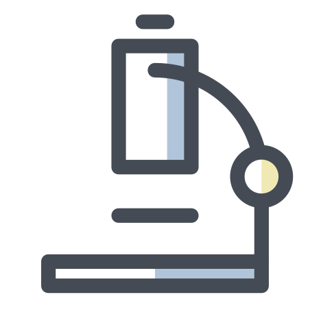 현미경 icon