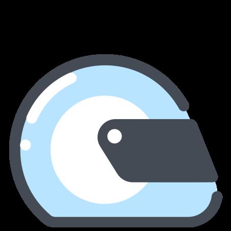 오토바이 헬멧 icon
