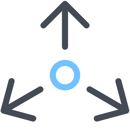 Move On Axis icon
