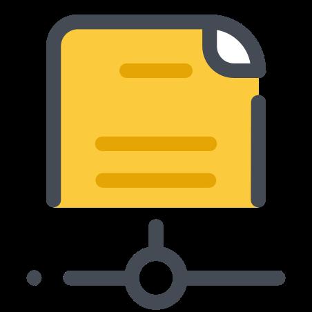 Сетевая файловая система icon
