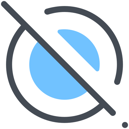 No Cash icon