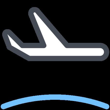 Non Stop Flight icon