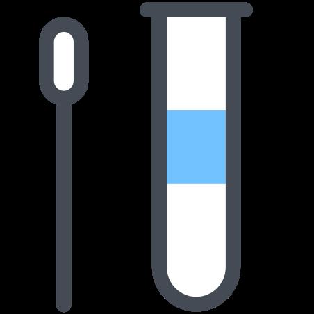 PCR Test icon