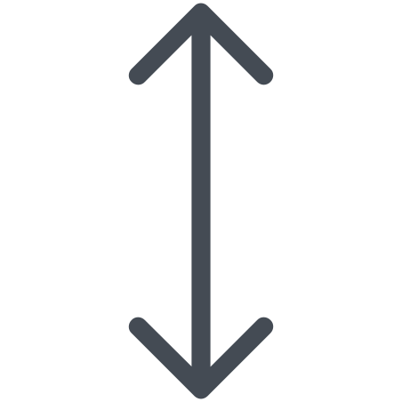 Resize Vertical icon
