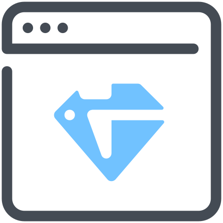 Ruby Website icon