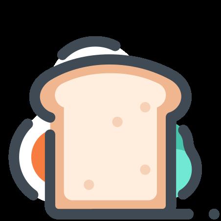 음식 패스트 푸드 거리 음식 13 icon