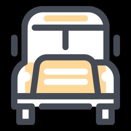 학교 버스 icon