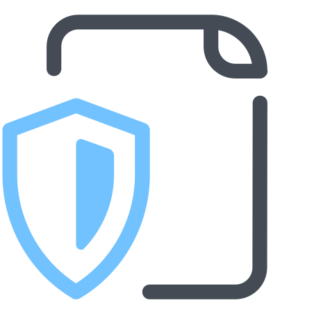 Secured File icon