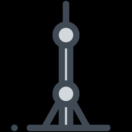 Shanghai Pearl Tower icon
