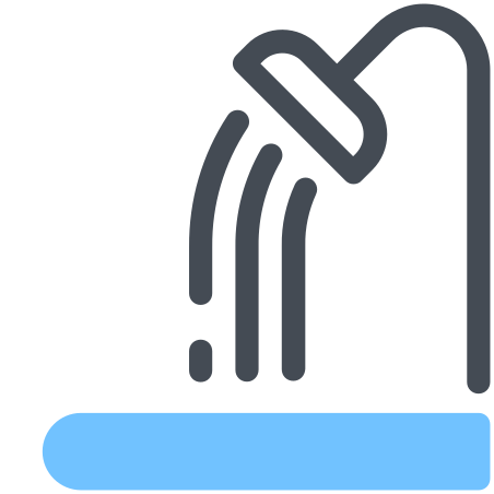 Shower On icon
