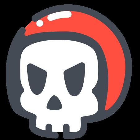 Skull Racer icon