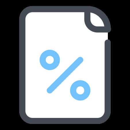 통계 보고서 icon