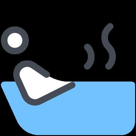 Taking Bath icon