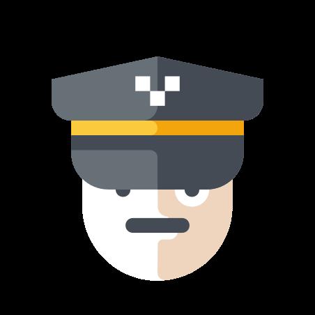 Conducteur de taxi icon