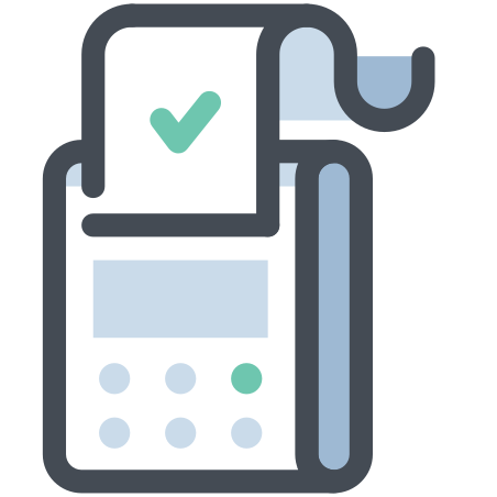 Transaction Approved icon