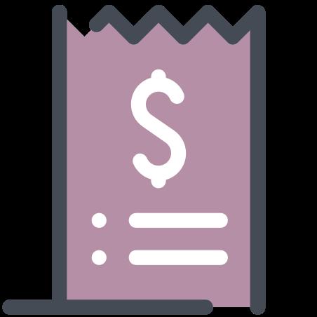 Elenco transazioni icon