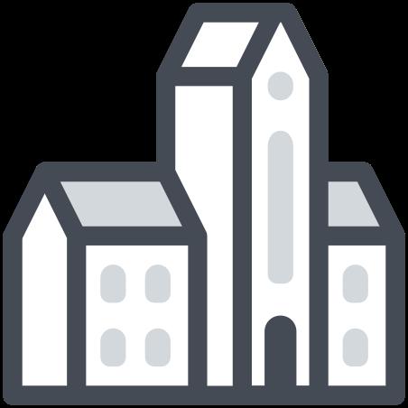 University Building icon