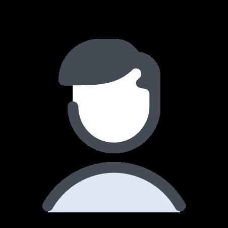 사용자 남성 icon