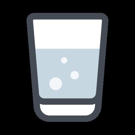 Vaso de agua icon