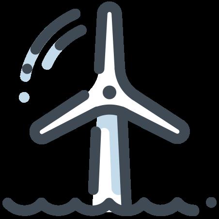 수력 터빈 icon