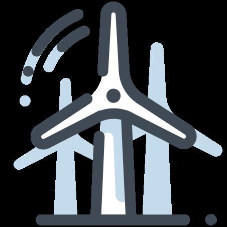 풍력 발전 용 터빈 icon
